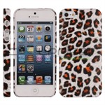 Color Leopard iPhone 5 Cover (orange)