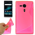 S-Line Cover X-Peria SP (Pink)