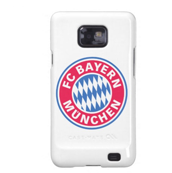 Image of   Fodbold cover Galaxy s2 - Bayern Munchen