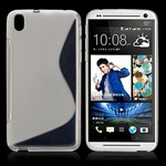 S-Line Silikone Cover Htc desire 800/816 (Transparent)