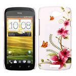 HTC ONE S Sommerfugle Cover (Sommer)