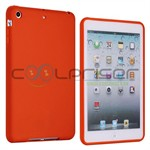 Blød Gummi iPad Mini (Orange)