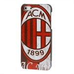 Fodbold Cover iPhone 5 (AC. Milan)