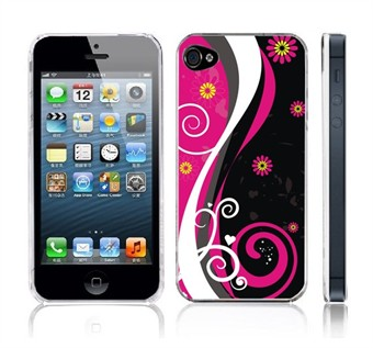 Image of   Hippie iPhone 5 Cover