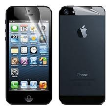 Image of   iPhone 5 For- og Bagside - Klar