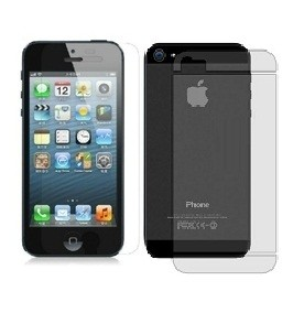 Image of   iPhone 5 For og Bagside 2.0 - Klar