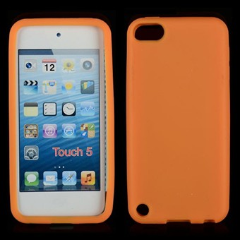 Image of   Touch 5/6 simpel silikone cover (Orange)