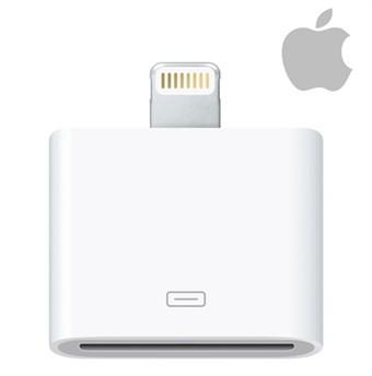Image of   Apple Lightning til 30-pin Adapter - Fra APPLE
