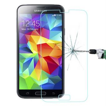 Image of   Anti-explosion hærdet glas til Samsung Galaxy S5 Mini