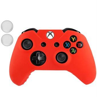 Silikone Beskyttelse til Xbox One - Rød