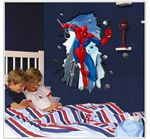 Wall Stickers - Spiderman 3D