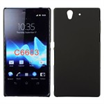 Simpel Cover - Sony Xperia Z (Sort)