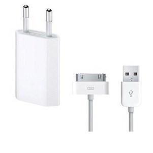 87b9a9119b3 Oplader sæt til iPhone/iPod - Fra Apple