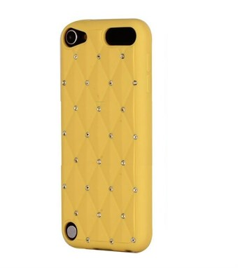 Image of   Diva iPod Touch 5/6 Cover (gul)