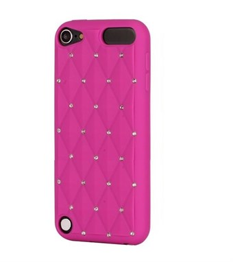 Image of   Diva iPod Touch 5/6 Cover (pink)