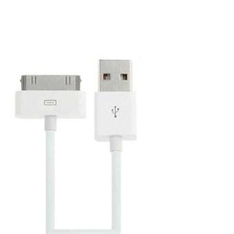 Image of   Dobbelt sidet iPhone/iPad/iPod datakabel 3 meter