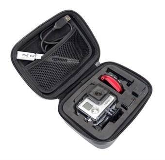Image of   GoPro opbevaringstaske Str 16 cm x 12 cm x 7 cm