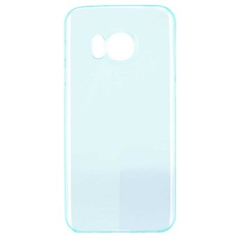 Image of   Soft silikone cover Galaxy S7 (baby blå)