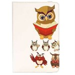 Learning Owls roterende Etui til Tablet - Universal 10''