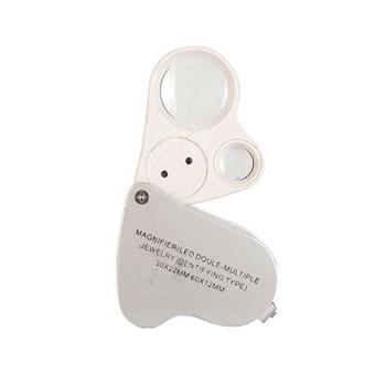 Image of   Smykker Identifikation mikroskop