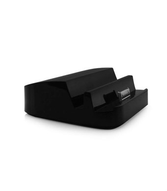 Image of   iPhone 4S dock station (Sort)