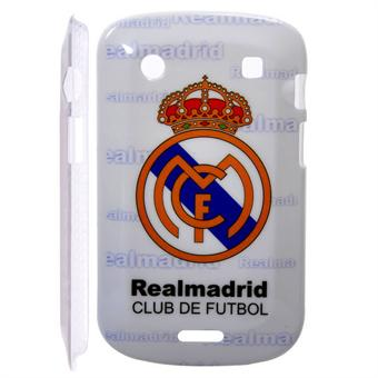 Image of   Fodbold Cover til Blackberry (Real Madrid)