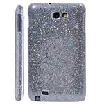 Galaxy Note Glittery Cover (S�lv)