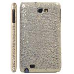 Galaxy Note Glittery Cover (Guld)
