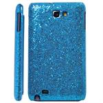 Galaxy Note Glittery Cover (Sky)
