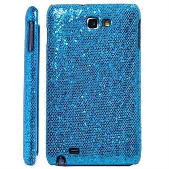 Image of   Galaxy Note Glittery Cover (Sky)
