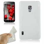 S-Line Silikone Cover LG Optimus L7 2 (Transparent)