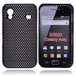 Samsung Galaxy Ace Net Cover (Sort)