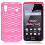 Samsung Galaxy Ace Net Cover (Pink)