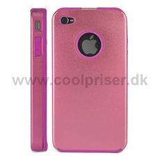 Image of   Aluminium Metal (Pink)