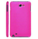 Net Cover til Galaxy Note (Hot Pink)