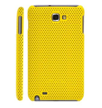 Image of   Net Cover til Galaxy Note (Gul)