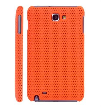 Image of   Net Cover til Galaxy Note (Orange)