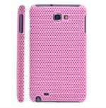 Net Cover til Galaxy Note (Pink)