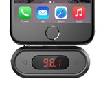 Car FM Transmitter / Musik Receiver med display