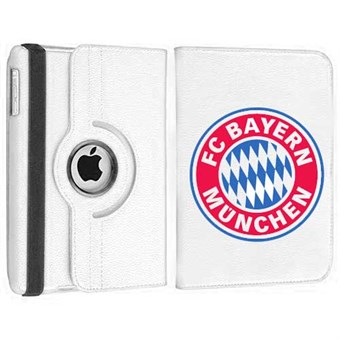Image of   Roterende Fodbold Etui til iPad Air - Bayern München