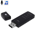 Diktafon USB Mp3/ 8GB Memory