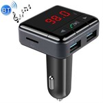 Dual USB Car Charger Bluetooth FM Transmitter Kit