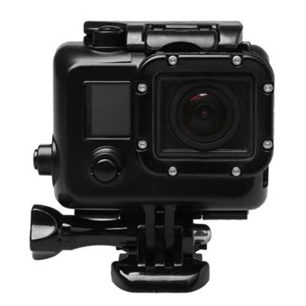 Image of   Black Edition Standard Case til Hero 3