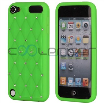 Image of   Diva iPod Touch 5/6 Cover (grøn)