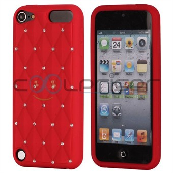 Image of   Diva iPod Touch 5/6 Cover (rød)