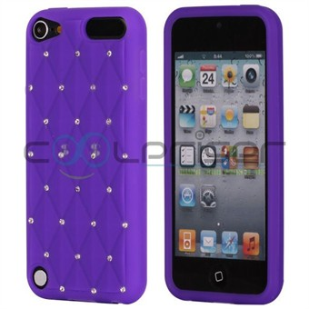 Image of   Diva iPod Touch 5/6 Cover (lilla)