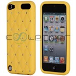 Diva iPod Touch 5/6 Cover (gul)