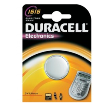 Image of   Duracell Lithium 1616 BG1