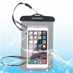 Haweel Universal Waterproof Case - Sort