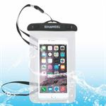 Haweel Universal Waterproof Case - Transparent